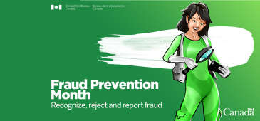 Fraud Prevention month: Recognize, reject and report fraud