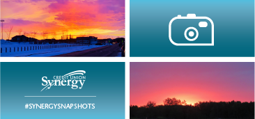 Synergy Snapshots: beautiful sunsets in saskatchewan